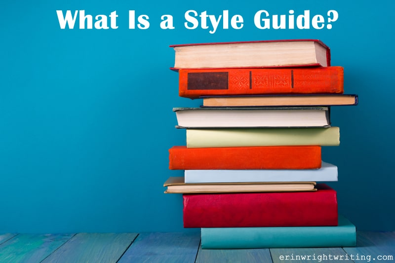 What is a style guide?