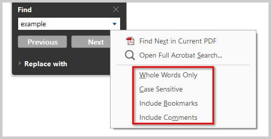 How to Find and Replace Text in Adobe Acrobat DC (Tutorial)