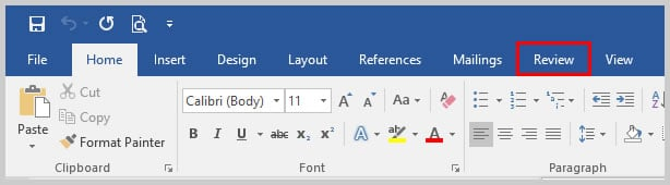 Word 2016 Review Tab | How to Use Microsoft Word 2016's Spelling and Grammar Check