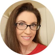 Freelance copy editor and writer Erin Wright